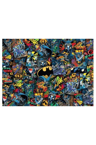 DC Comics Impossible Jigsaw Puzzle Batman (1000 pieces)
