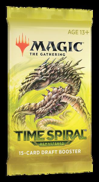 MTG: Time Spiral Remastered Draft Booster