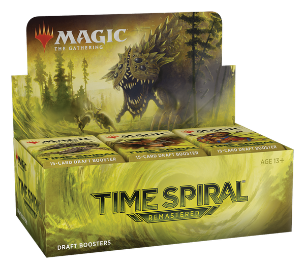(Sealed Box of 36) MTG: Time Spiral Remastered Draft Booster