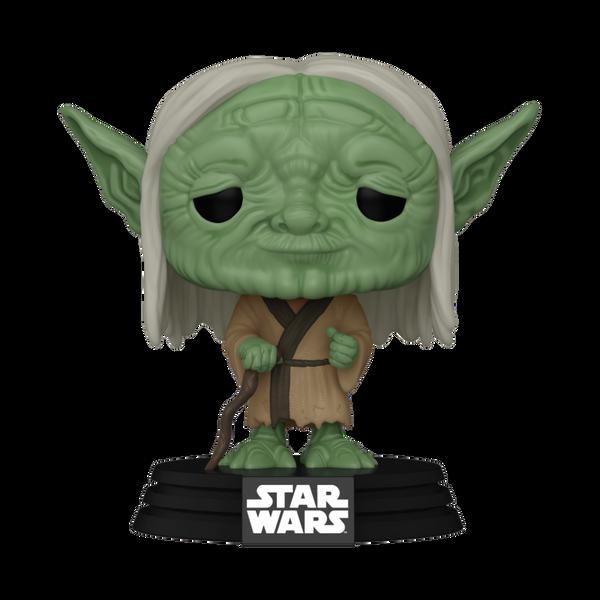 Funko POP! Vinyl: Star Wars: Concept - Yoda #425