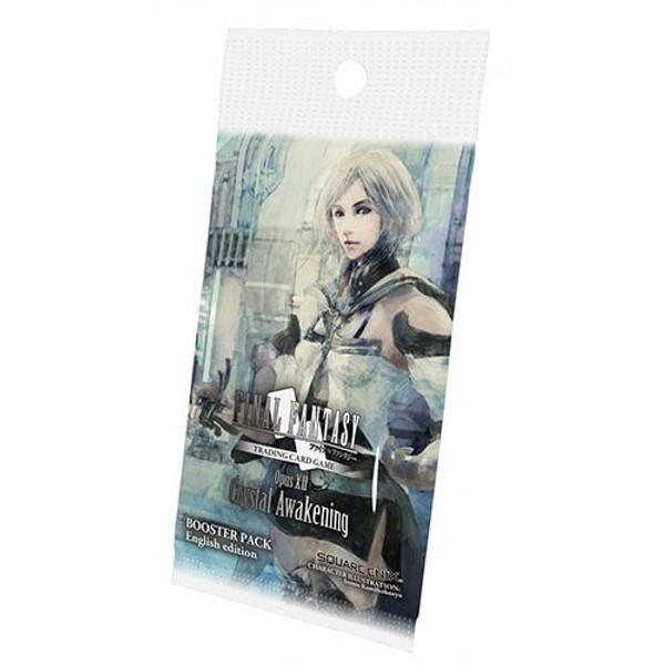 Final Fantasy TCG: Opus XIII (Opus 13) Crystal Radiance Booster