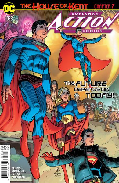 Action Comics #1028