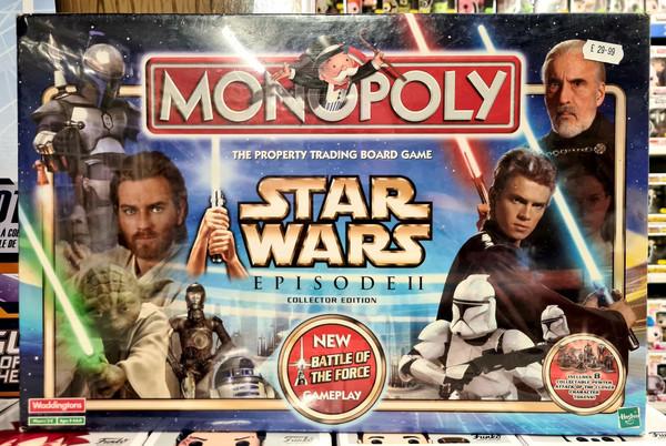 Star Wars Monopoly - Episode 2