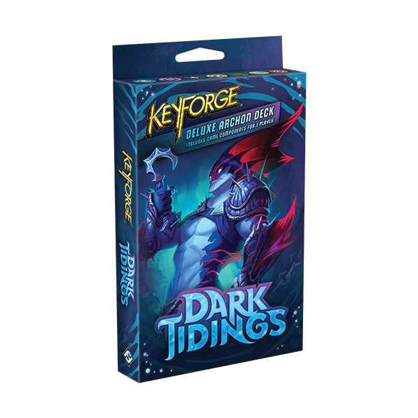 KeyForge Dark Tidings Deluxe Deck
