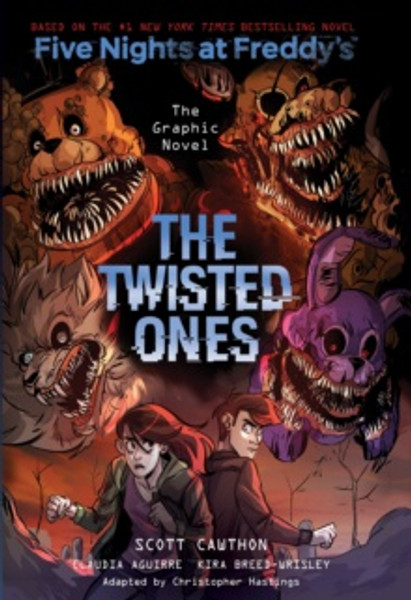 The Twisted Ones (Five Nights at Freddy's Graphic Novel 2)
