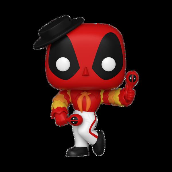 Funko POP! Vinyl: Deadpool 30th -Flamenco Deadpool #778