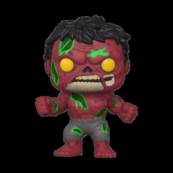 Funko POP! Vinyl: Marvel Zombies - Red Hulk #790