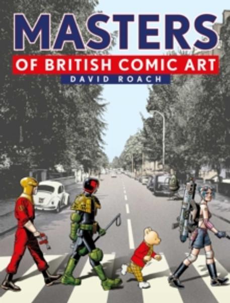 Masters of British Comic Art