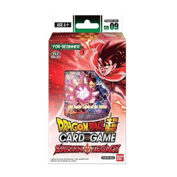 Dragon Ball Super Cg: Starter Deck Sd09