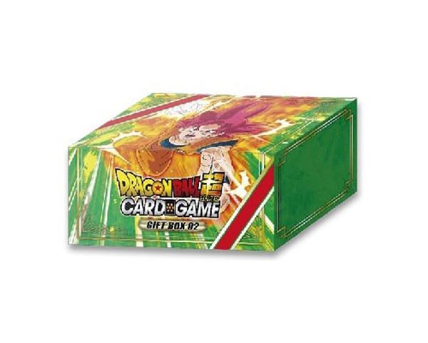 Dragon Ball Super Cg: Gift Box 02