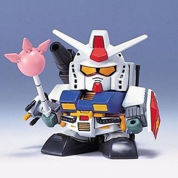 GG #013 SD Perfect Gundam Full Version