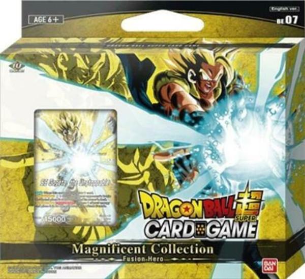 Dragon Ball Super Cg: Magnificent Collection Fusion Hero Gogeta