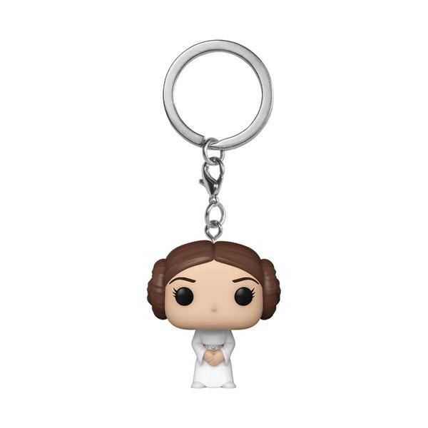 Pocket Pop Star Wars Princess Leia Keychain