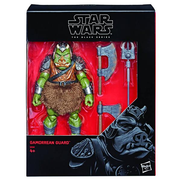 "Star Wars Black Series 6"" Dlx Gamorrean Guard Action Figure"