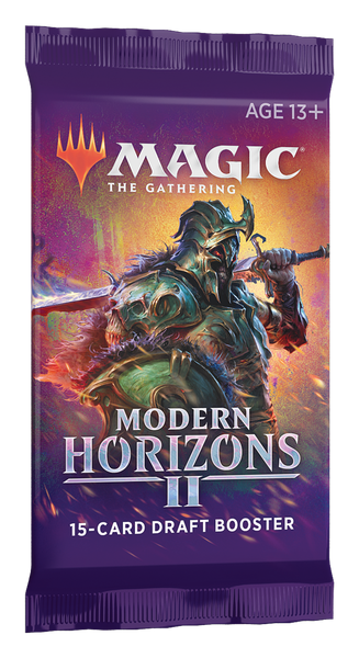 MTG: Modern Horizons 2 Draft Booster (Preorder  - released 18/06/21)