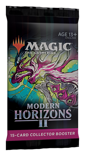 MTG: Modern Horizons 2 Collector Booster (Preorder  - released 18/06/21)