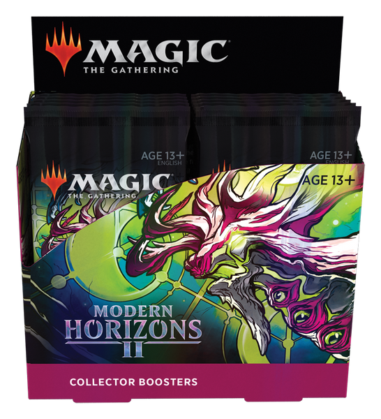 (Sealed Box of 12) MTG: Modern Horizons 2 Collector Boosters (Preorder  - released 18/06/21)
