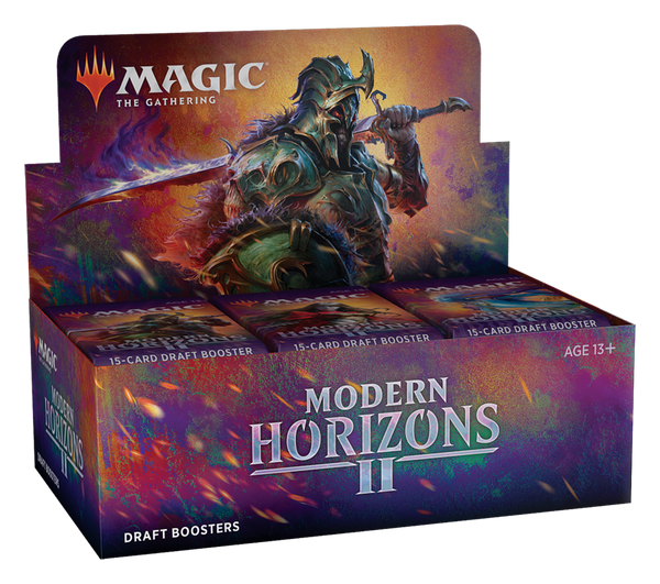 (Sealed Box of 36) MTG: Modern Horizons 2 Draft Boosters (Preorder - released 18/06/21)