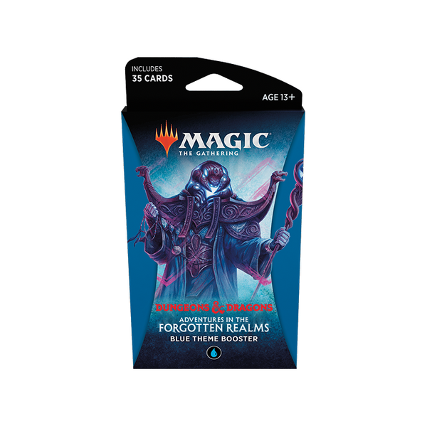 MTG: Adventures in the Forgotten Realms Blue Theme Booster