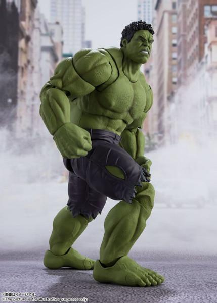 S.H.Figuarts Hulk -(Avengers Assemble) Edition- (Avengers)