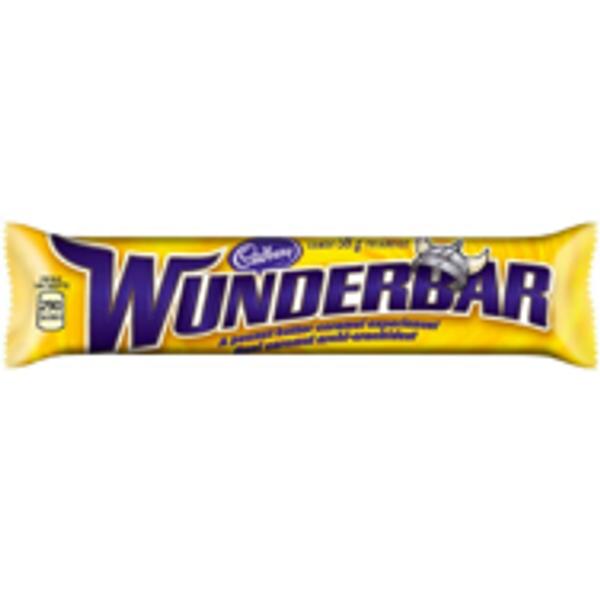 Cadbury's Wunderbar 58g