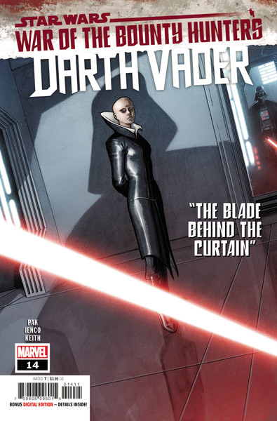 Star Wars Darth Vader #14 Wobh