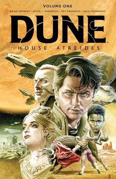 Dune House Atreides Limited Edition HC 1