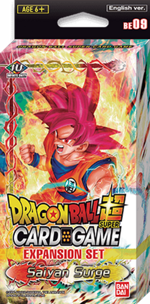 Dragon Ball Super Cg: Saiyan Surge