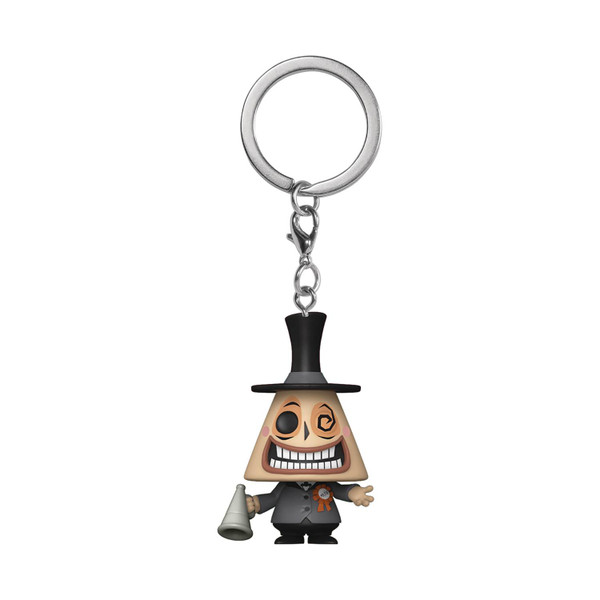 Pocket Pop Nbx The Mayor Keychain