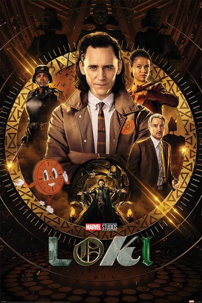 Loki Glorious Purpose Poster
