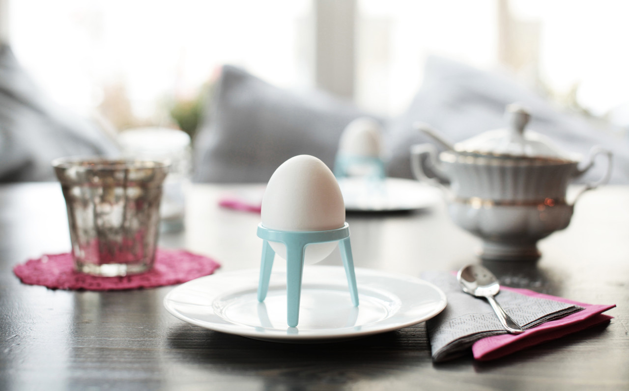Rocket Egg Cups
