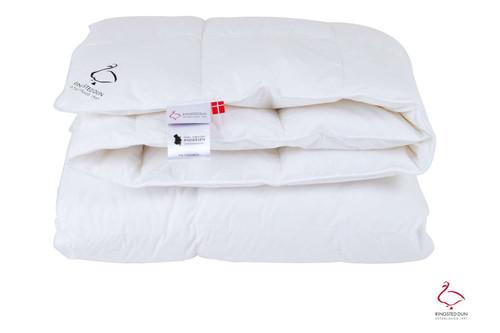 Scandinavian Goose Down Comforter All-Year FULL/QUEEN European size 95x87in