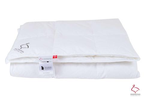 Scandinavian GOOSE Down Comforter SUMMER QUEEN 95x87in