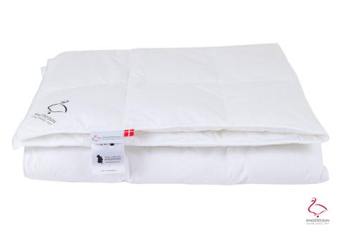Scandinavian GOOSE Down Comforter SUMMER US KING 108 x 98 in