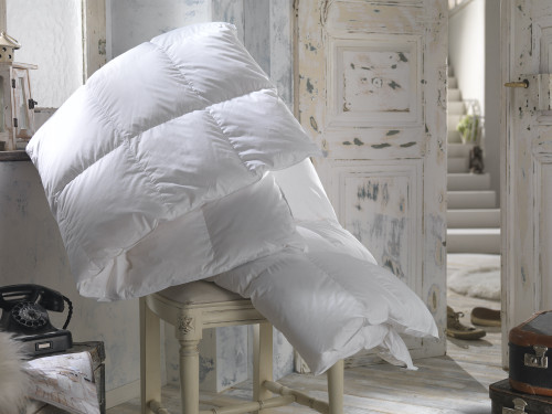 German Duck Down Comforter All Year CUIN 675