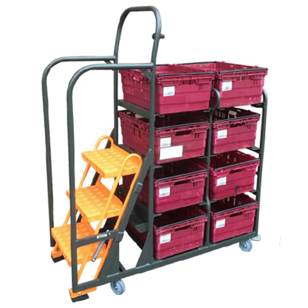 Step Trolley (CD714)
