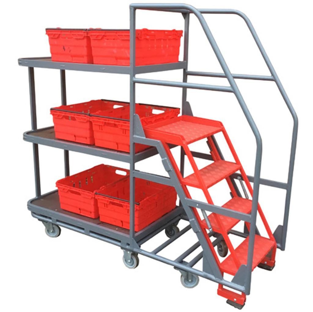 Step Trolley (CD758)