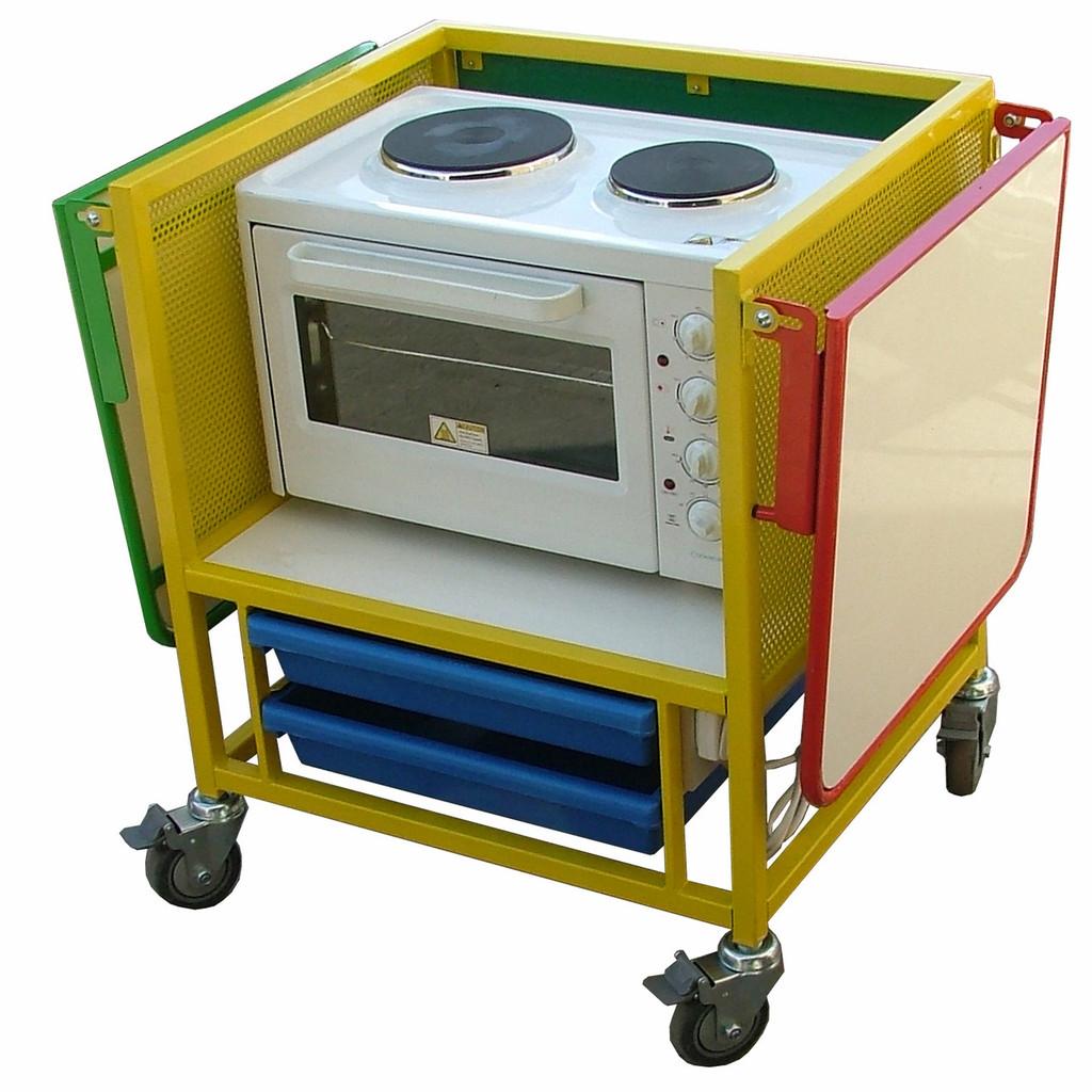 Mini Let's Cook Trolley (6CSJN)