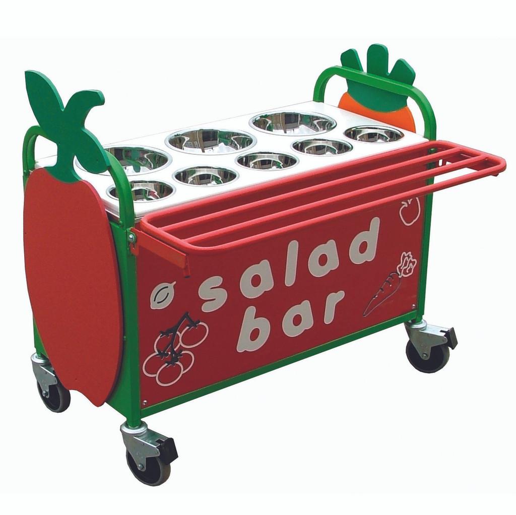Salad Bar Front