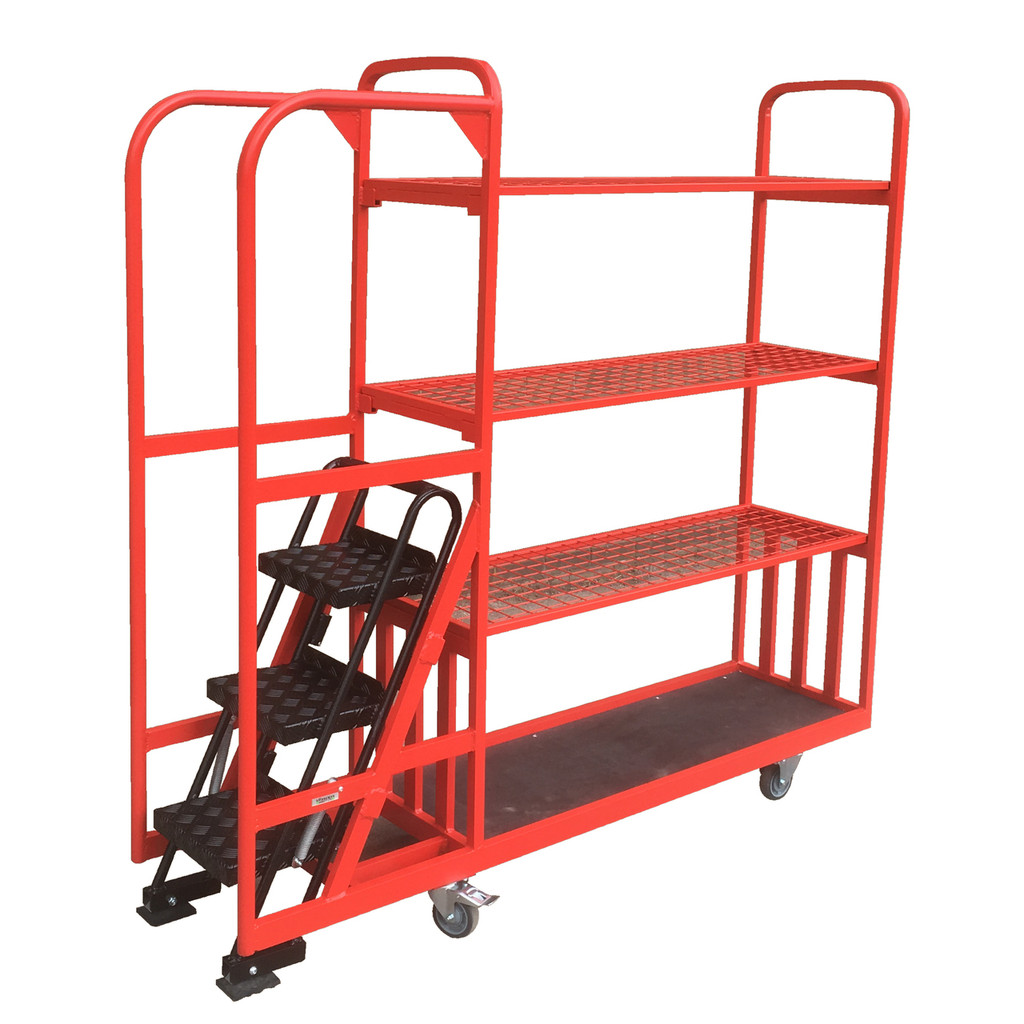 Step Trolley (CD1365) Portfolio Item