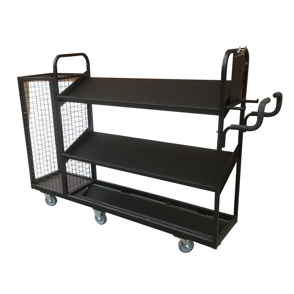 Picking Trolley with Cage (CD1390) Portfolio Item