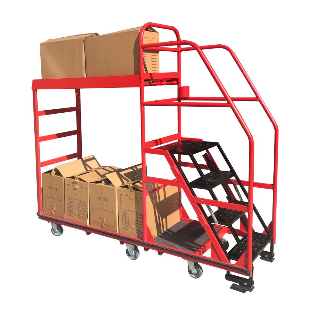 Step Trolley - CD1341 (Portfolio Item)