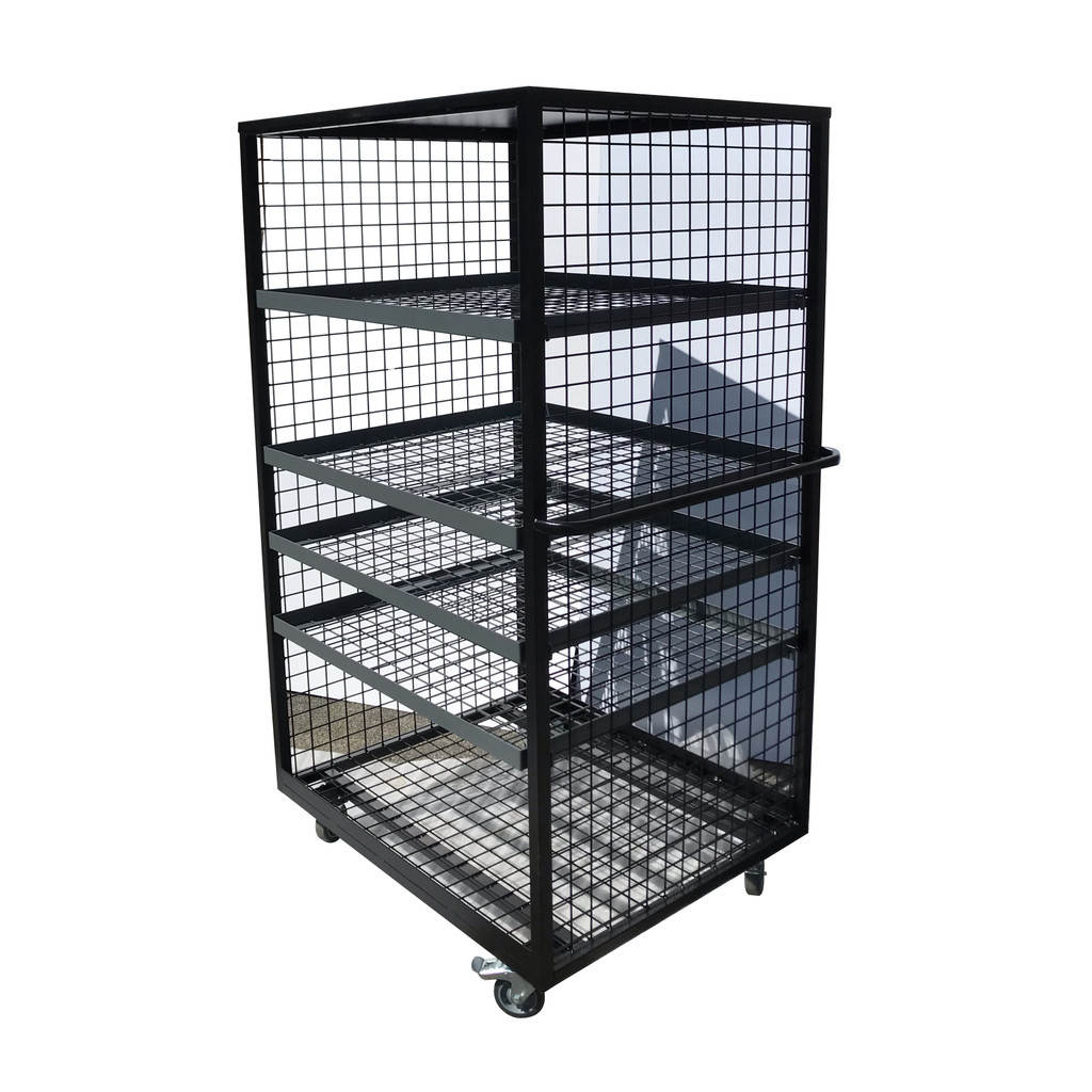 Cage Trolley - CD1450 (Portfolio Item)