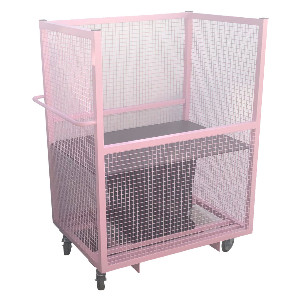 SPRING BOX TROLLEY - CD1414 (PORTFOLIO ITEM)