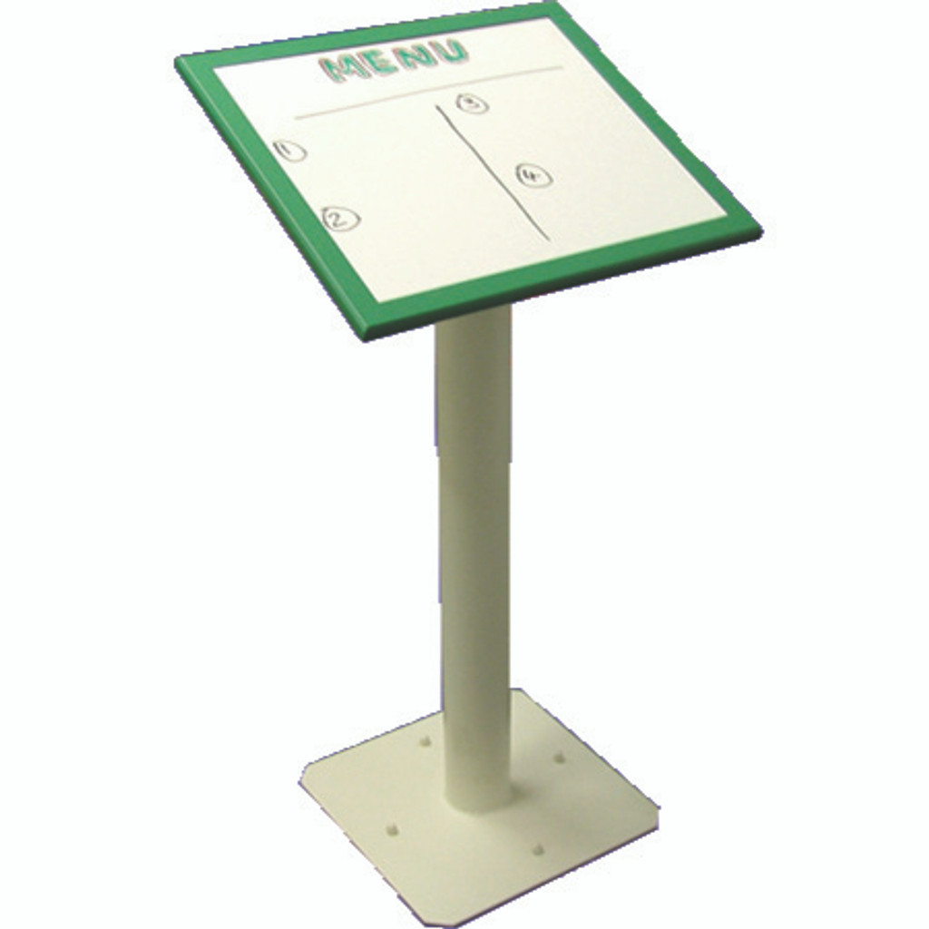 Post Display Sign (9MENN)
