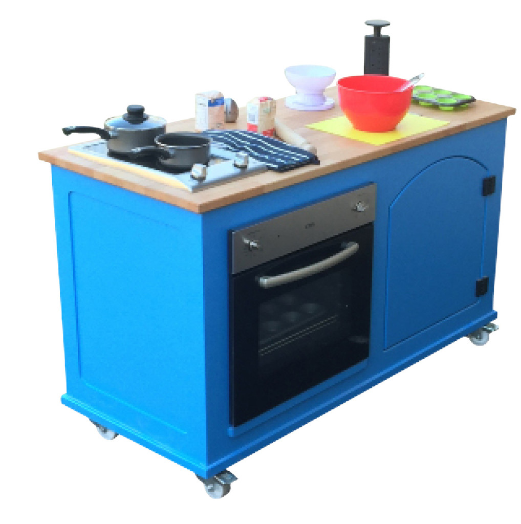 Mobile Cooking Work Station (3NCST)