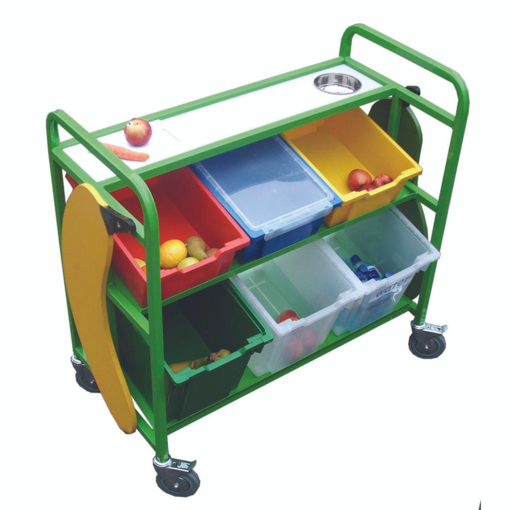 Fruit Trolley Tuck Shop