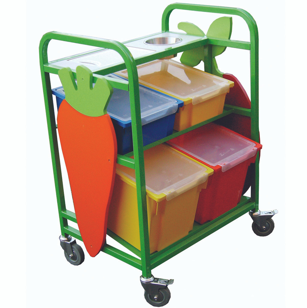 Small Tuck Shop Trolley