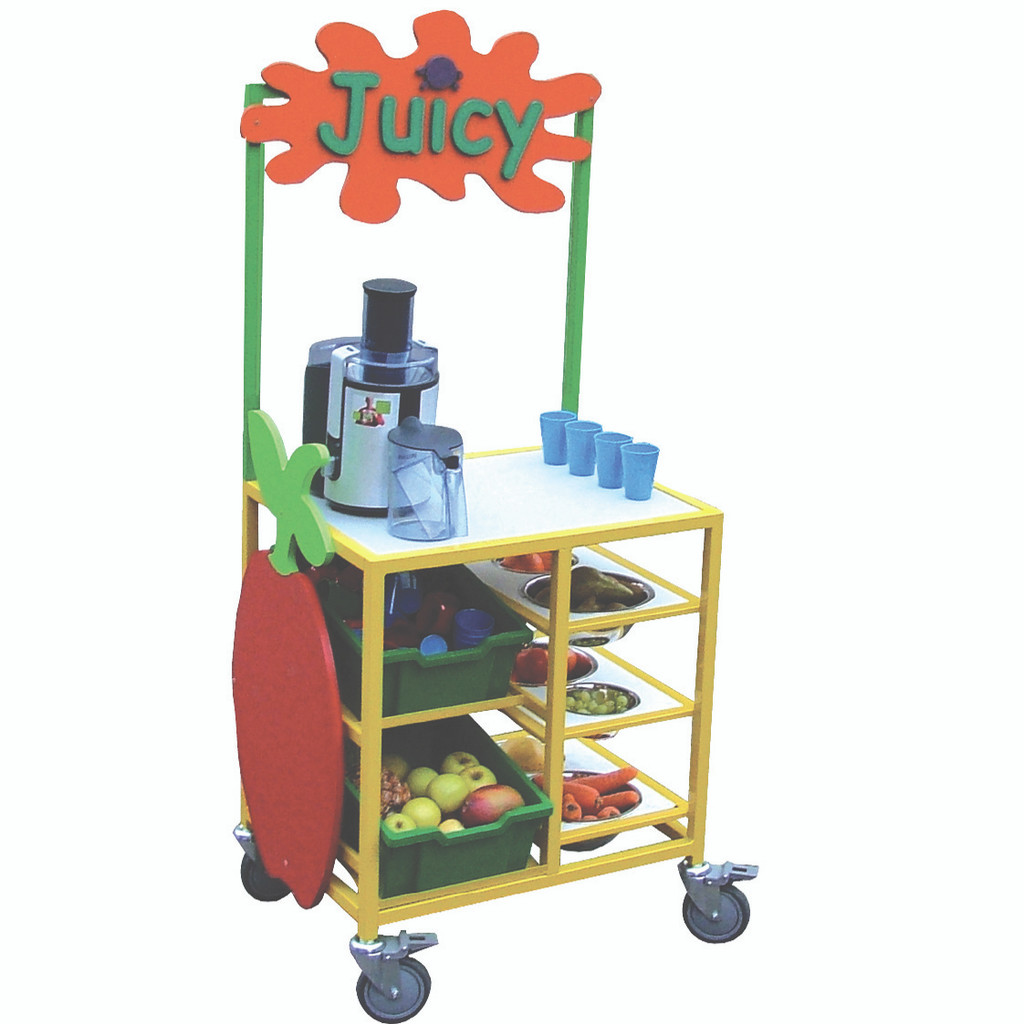 Juice Bar Trolley
