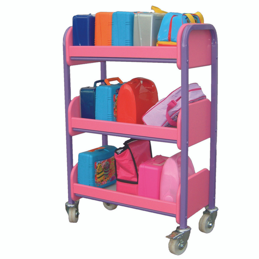 Compact Lunch box trolley